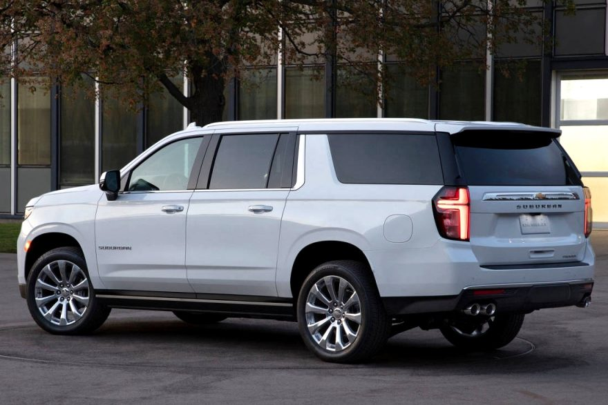 2021 chevrolet tahoe Spy Shoot