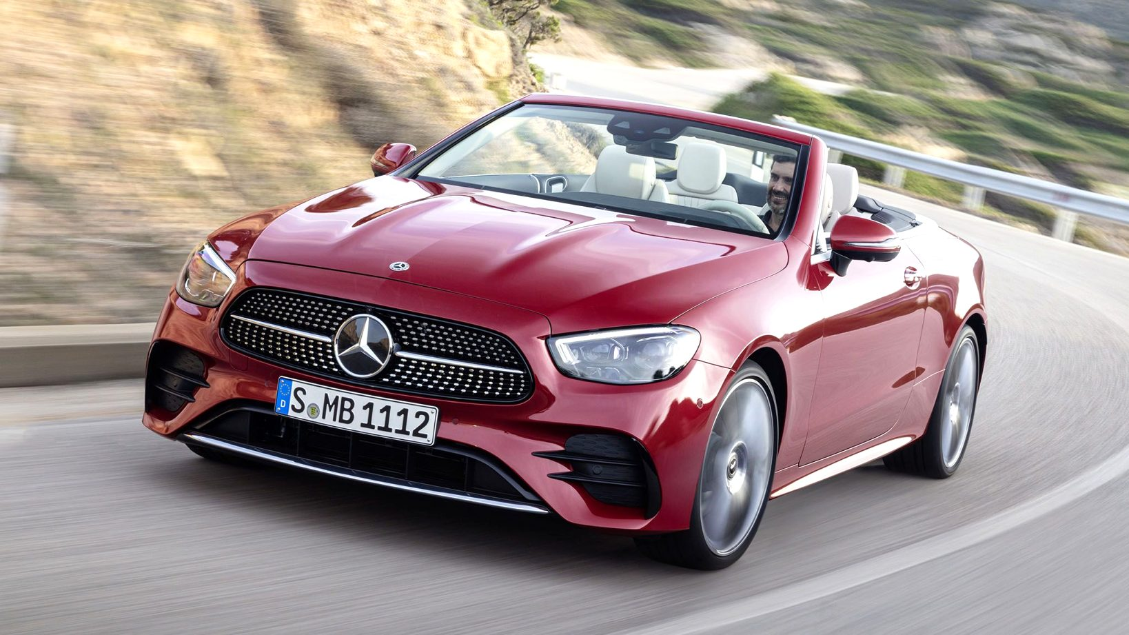 mercedes convertible 2021 New Model and Performance