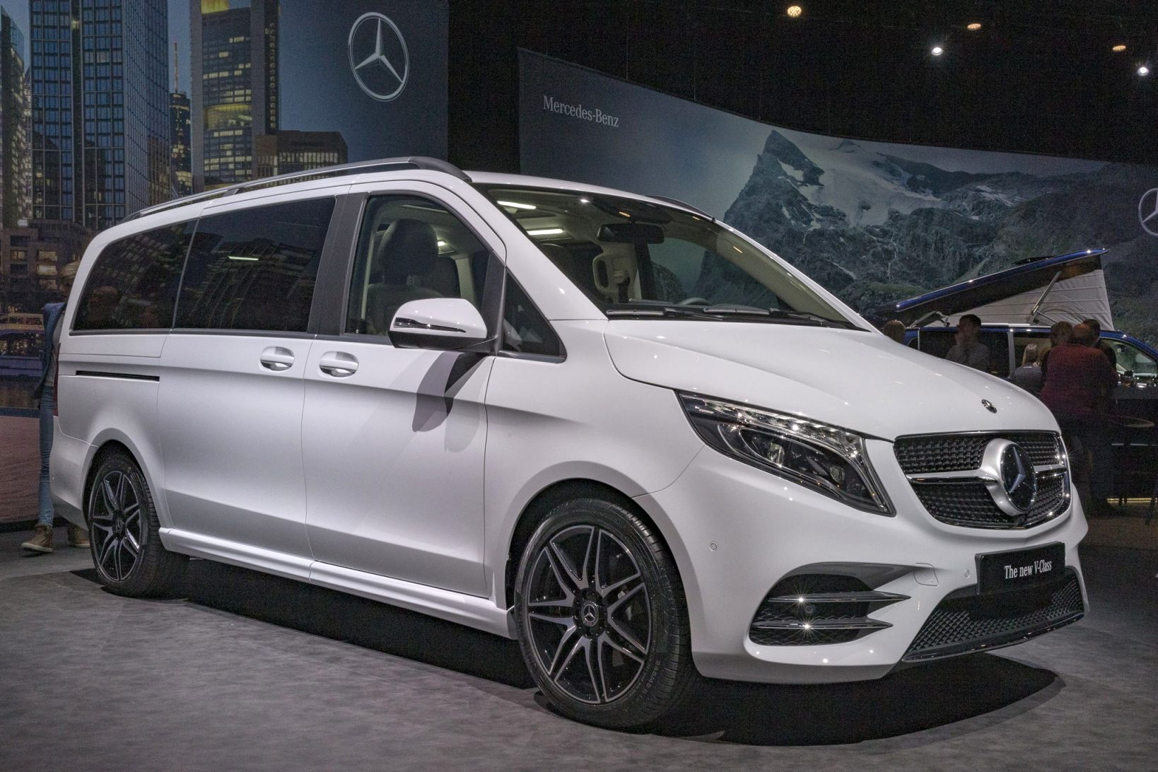 2021 mercedes v class price Overview