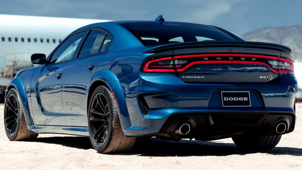 dodge hellcat charger 2021 First Drive