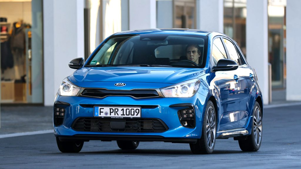 kia rio sport 2021 Speed Test