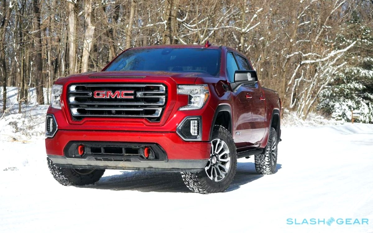 GMC pickup 2021 Overview