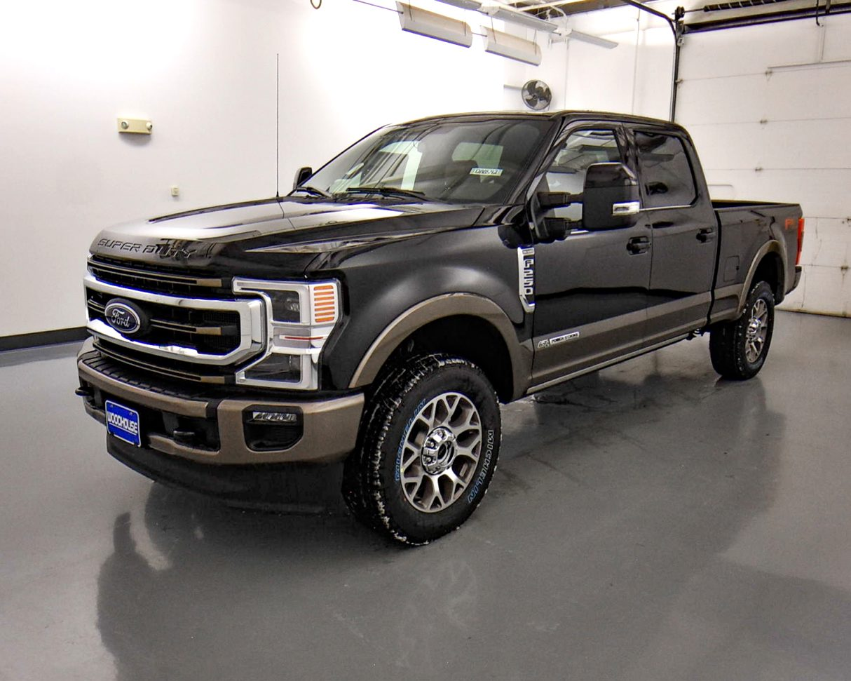 2021 ford king ranch f250 Release