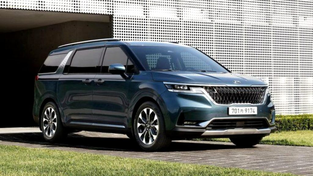 2021 kia minivan Review and Release date