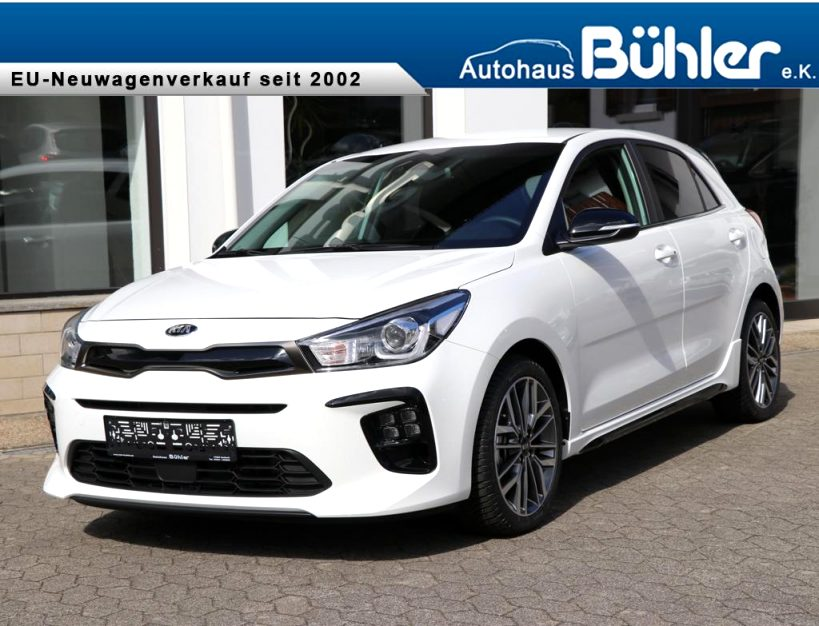 kia rio sport 2021 Ratings