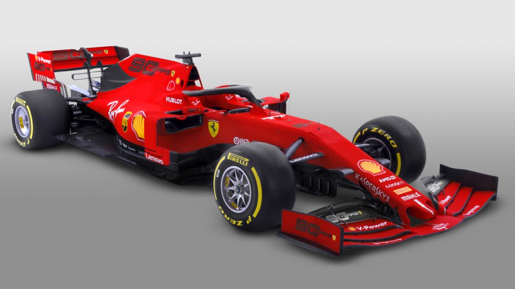 f1 2021 australia ferrari Review