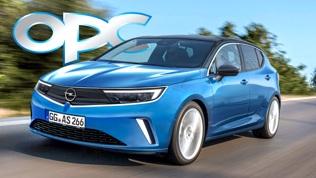 2021 opel opc Redesign and Review