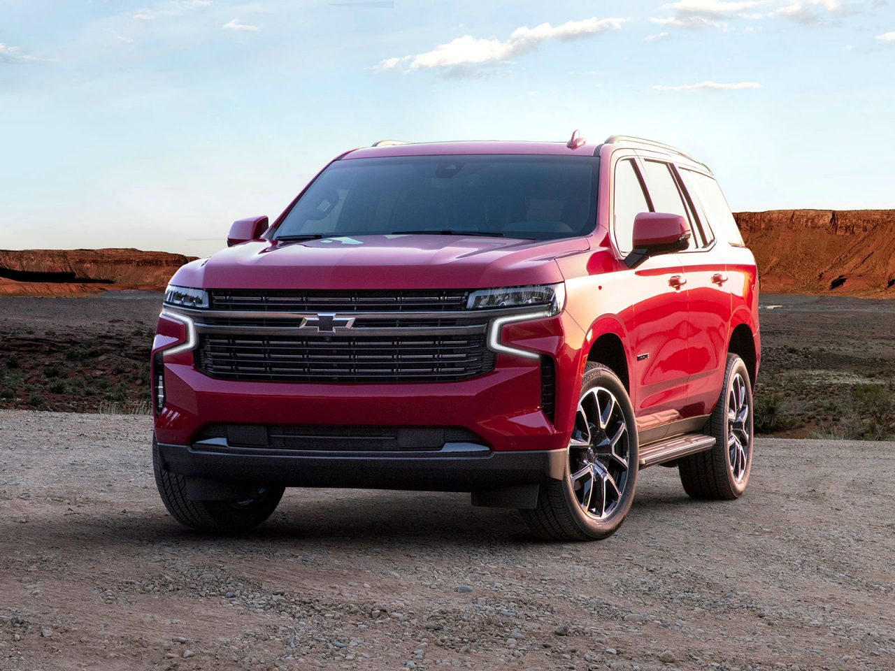 2021 chevrolet tahoe Picture