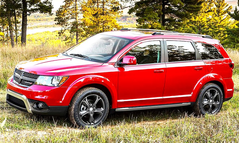 2021 dodge journey Review and Release date