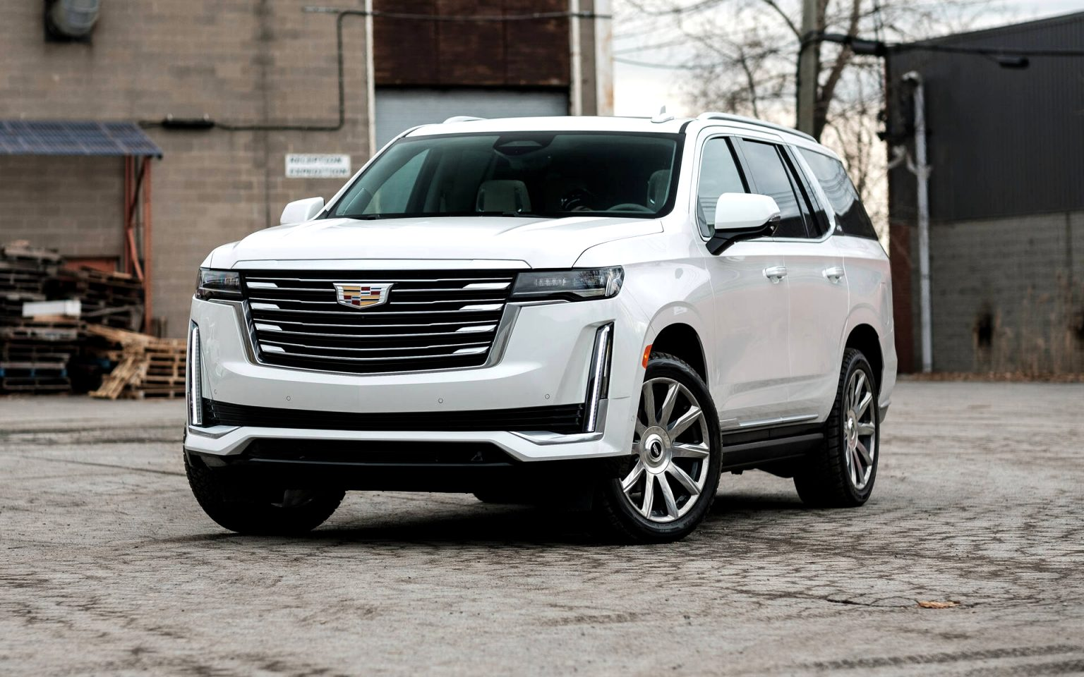 how much is a 2021 cadillac SUV Redesign