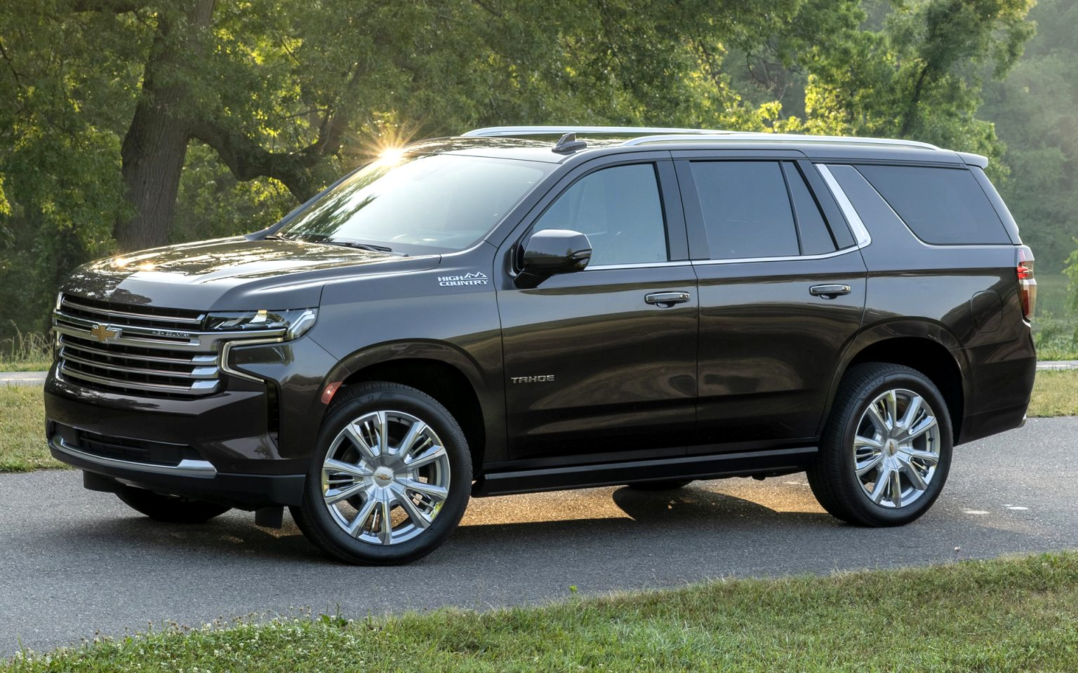 2021 chevrolet tahoe Photos