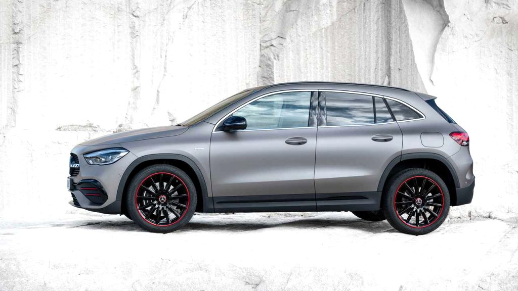 mercedes new gla 2021 Concept and Review