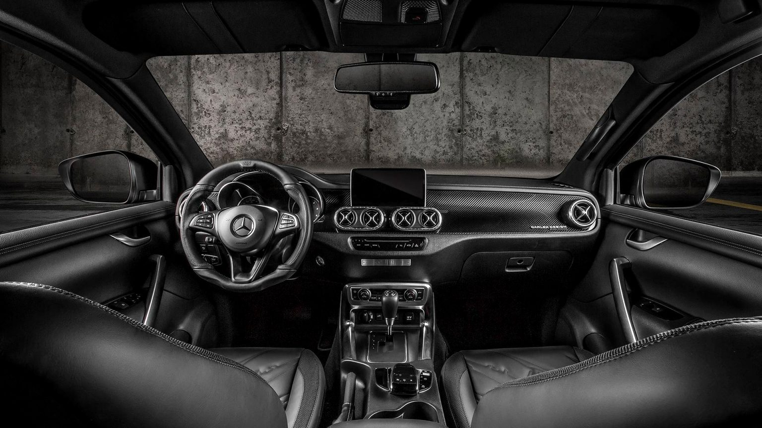 mercedes x class 2021 interior Redesign and Concept