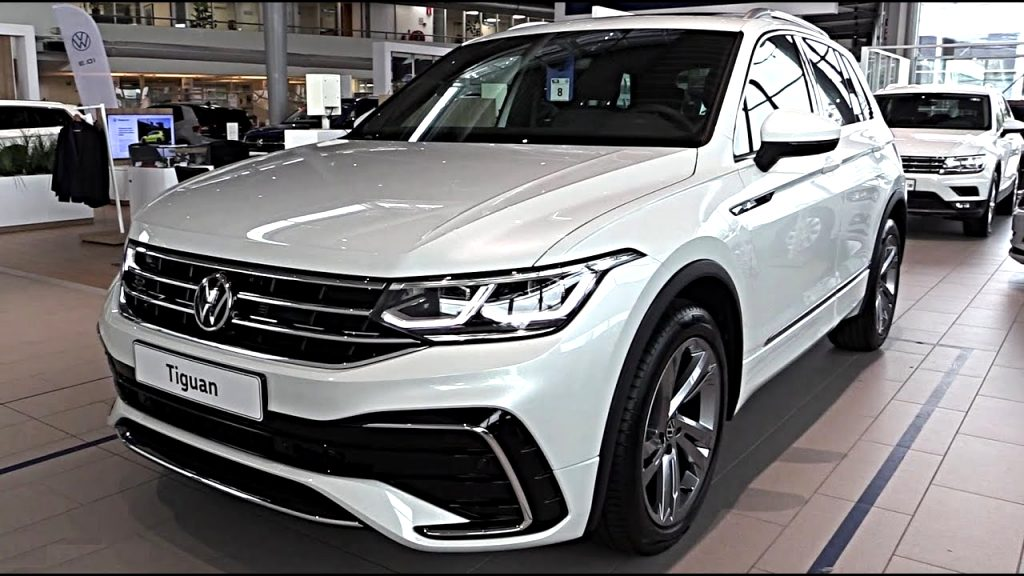 volkswagen tiguan r line 2021 Price, Design and Review