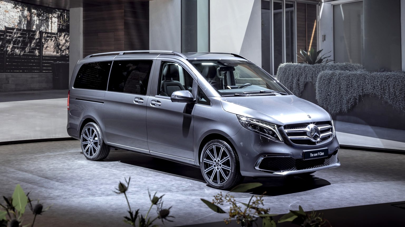 2021 mercedes v class price Release Date and Concept