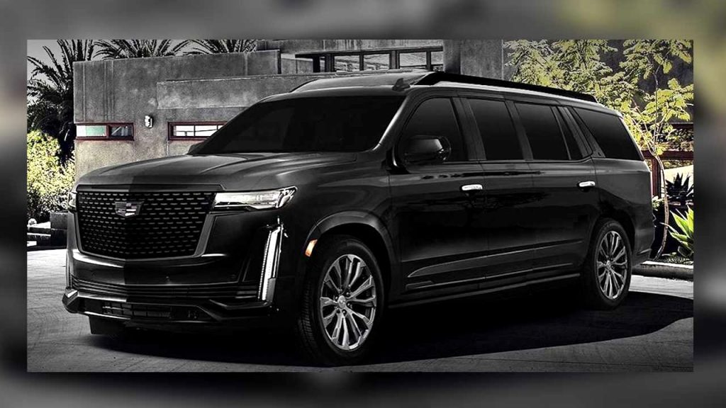 how much is a 2021 cadillac SUV Speed Test