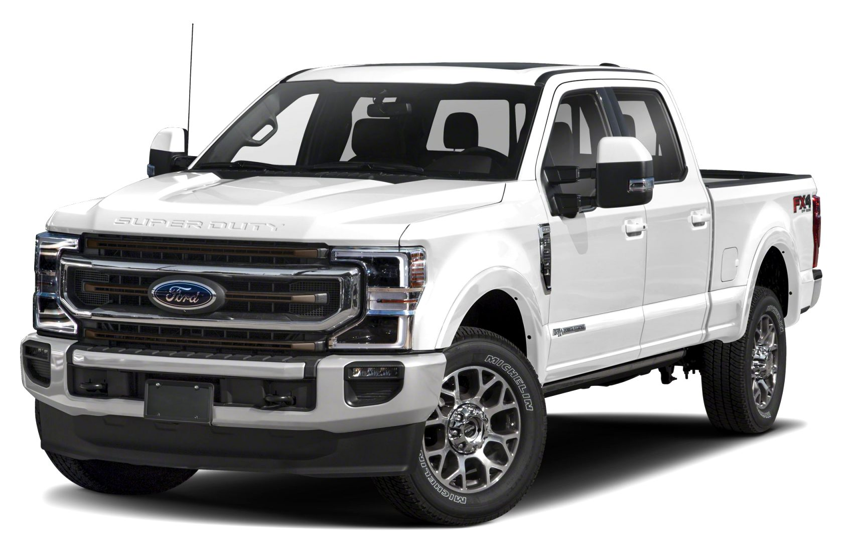 2021 ford king ranch f250 Speed Test