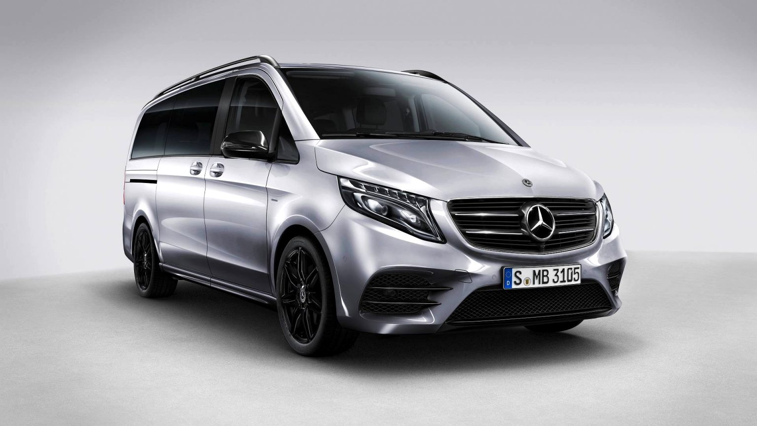 2021 mercedes v class price Images
