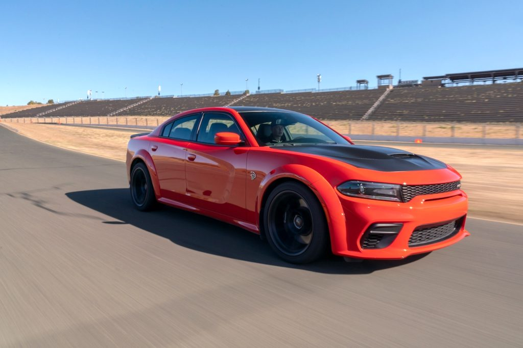 dodge hellcat charger 2021 Speed Test