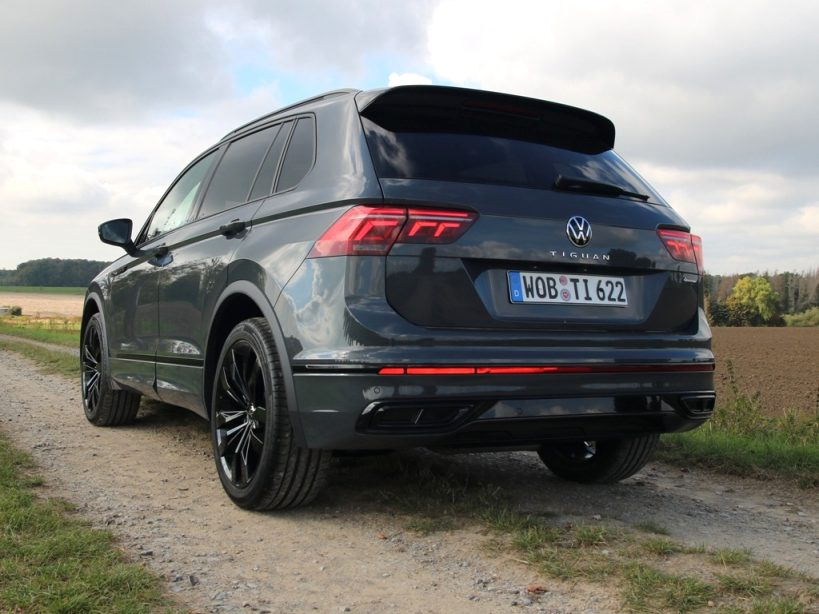 volkswagen tiguan r line 2021 Redesign and Review