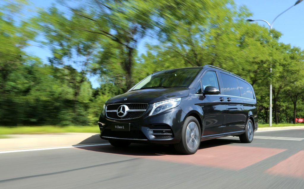 2021 mercedes v class price Research New