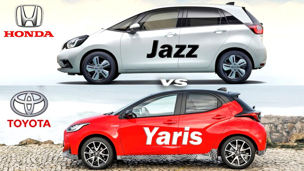 toyota jazz 2021 Redesign and Concept