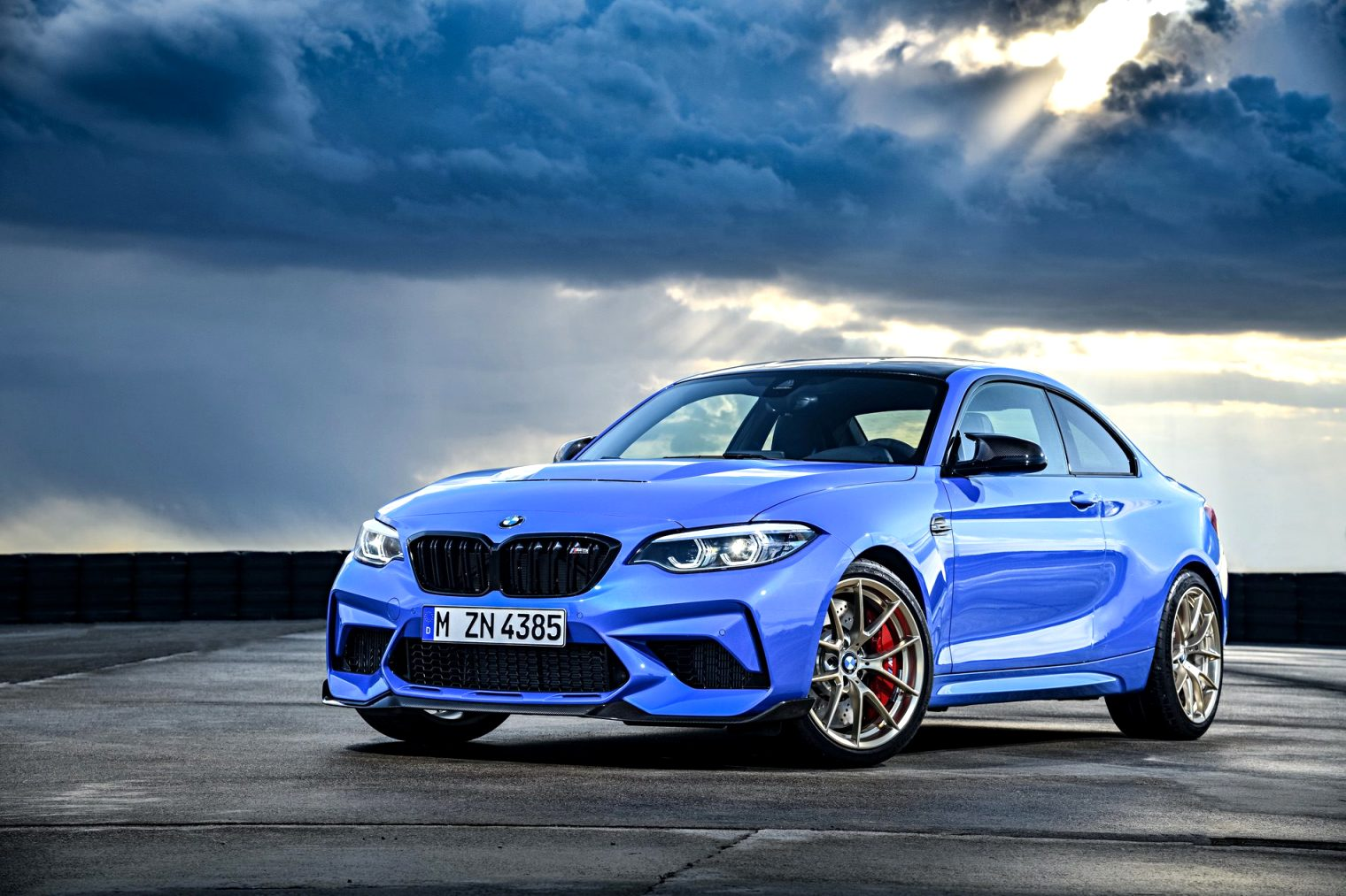 2021 BMW m2 competition Picture
