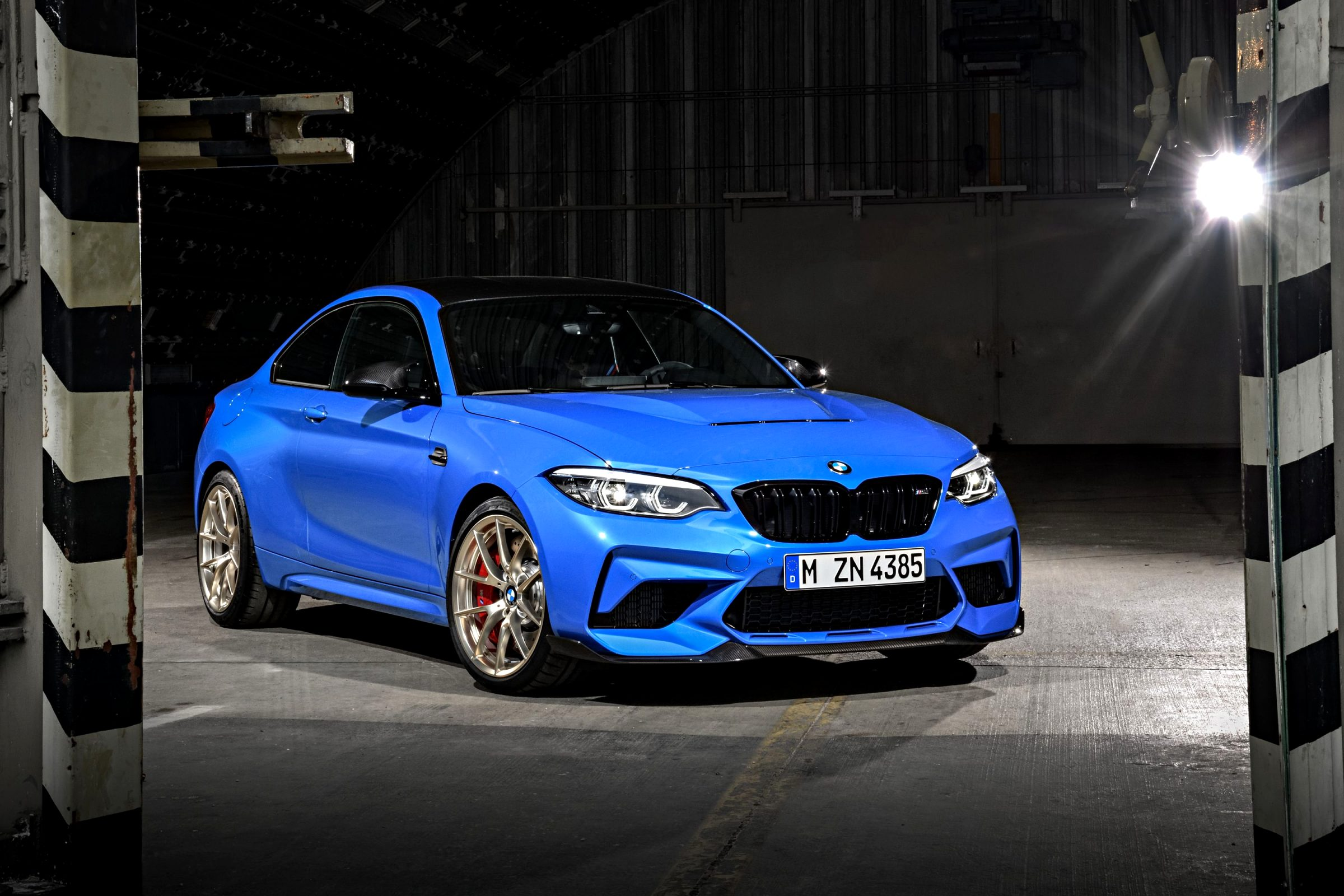 2021 BMW m2 competition Spy Shoot
