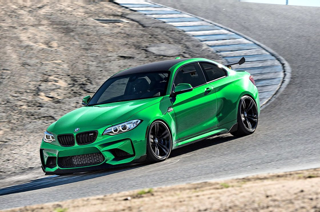 2021 BMW m2 competition History