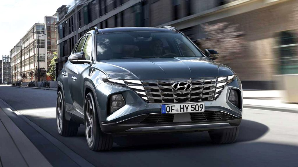 hyundai crossover 2021 Overview