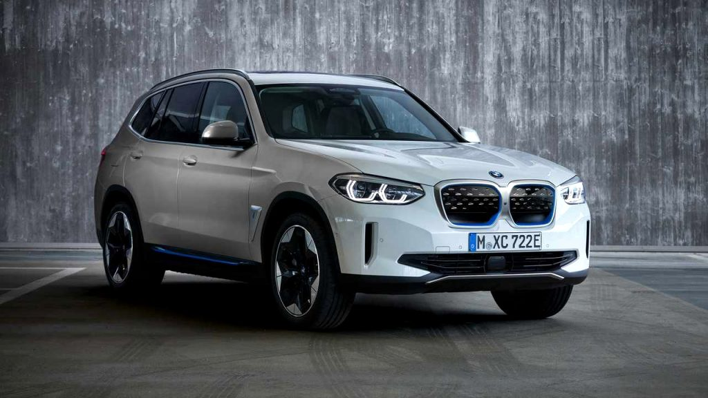 2021 BMW electric SUV Redesign