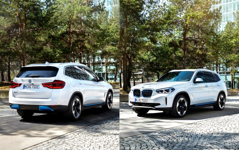 2021 BMW electric SUV Release Date
