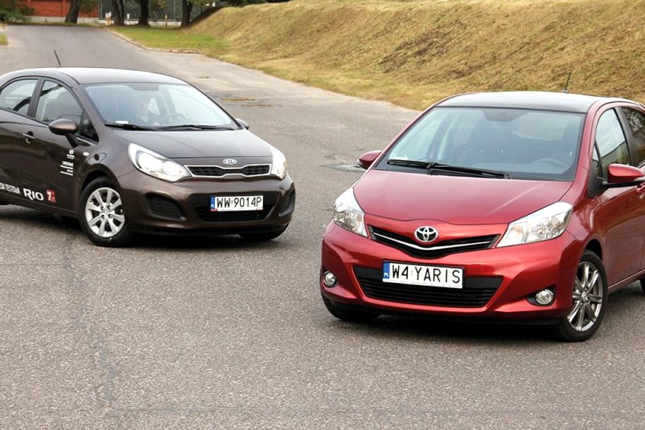 kia rio vs toyota yaris 2021 Release Date and Concept