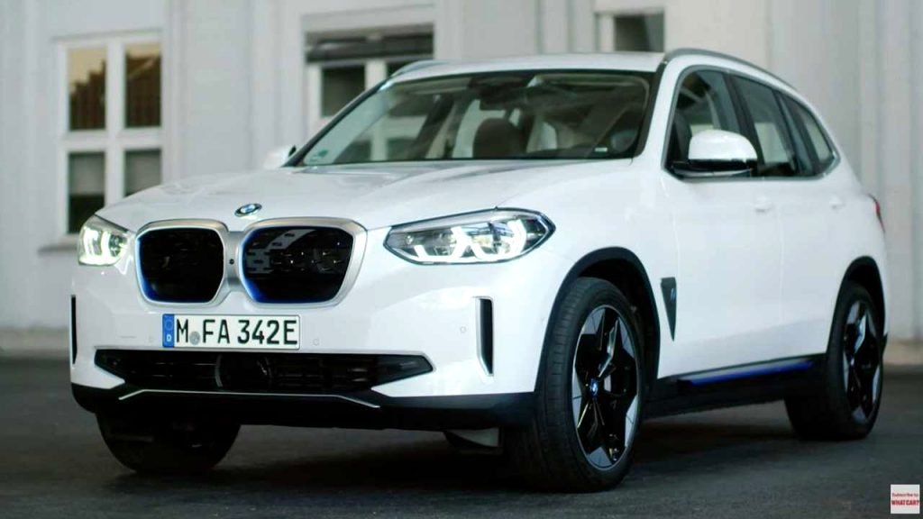 2021 BMW electric SUV New Model and Performance