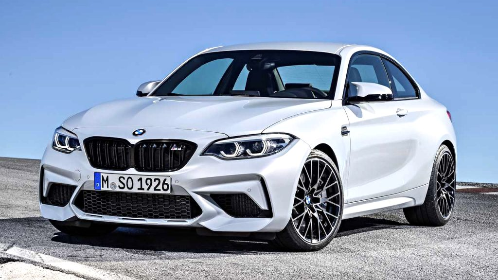 2021 BMW m2 competition Spesification