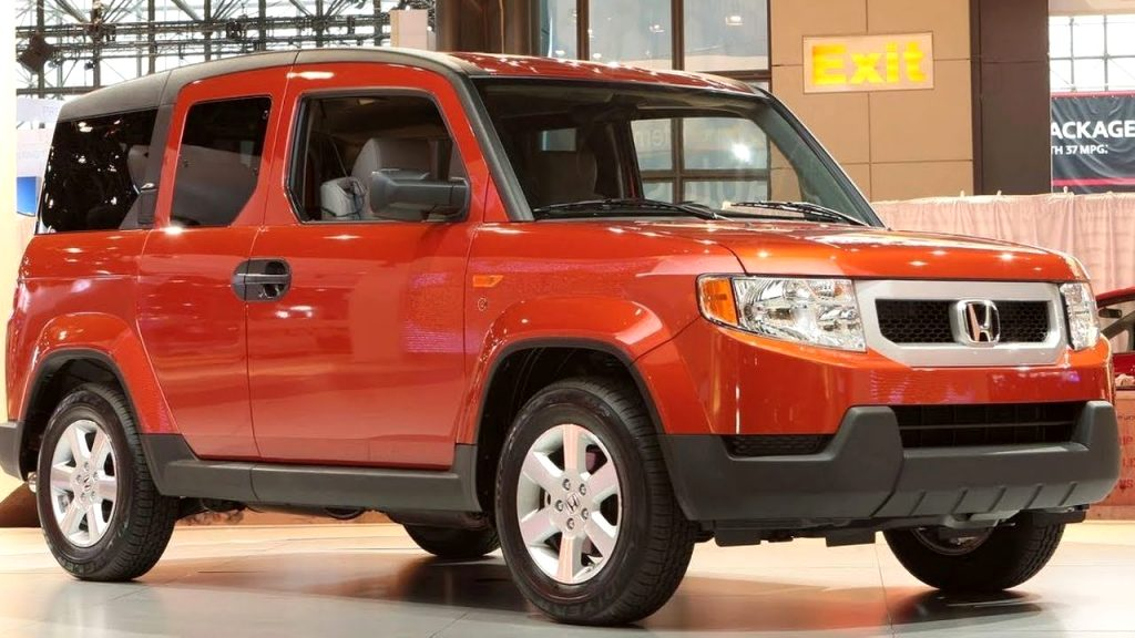 2021 honda element for sale Picture