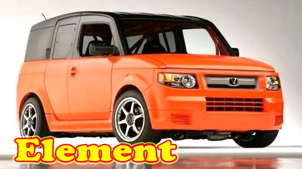2021 honda element for sale Specs and Review