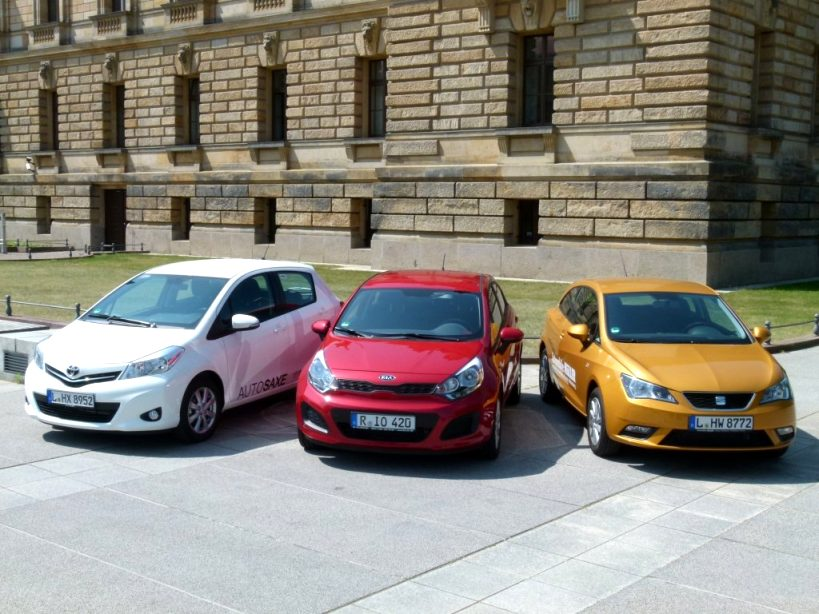 kia rio vs toyota yaris 2021 Price and Release date
