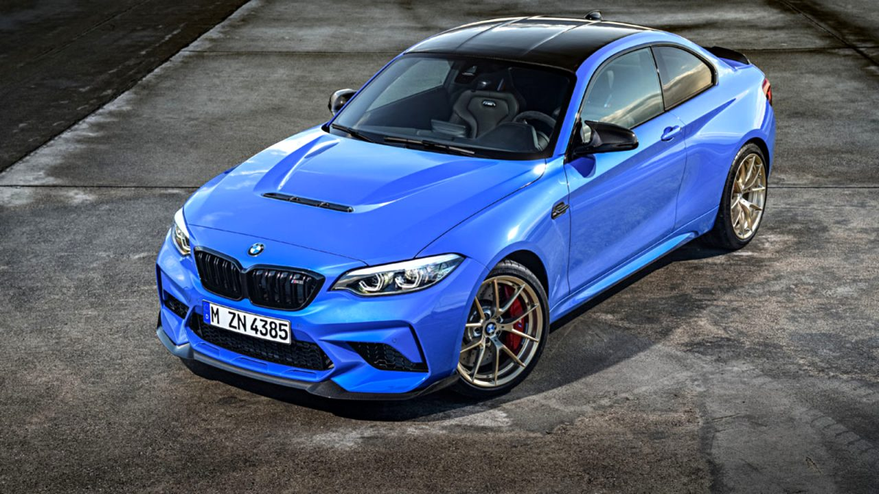 2021 BMW m2 competition First Drive