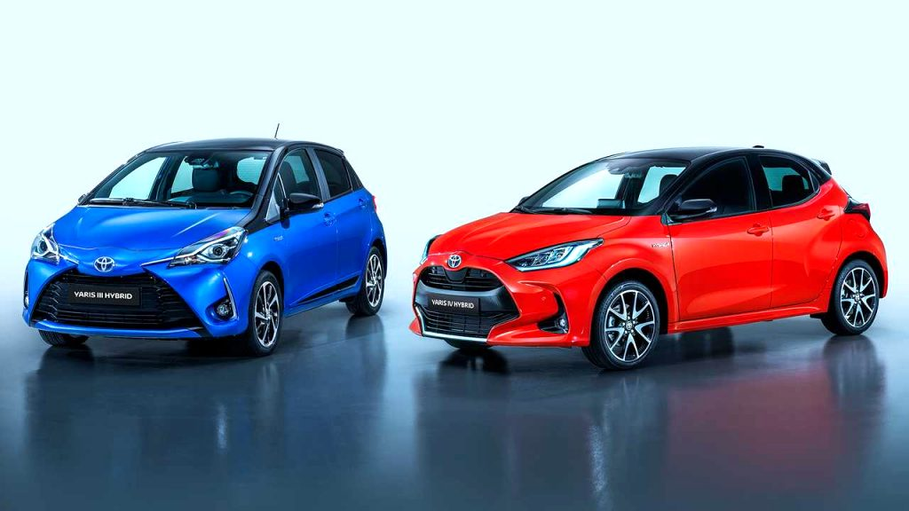 kia rio vs toyota yaris 2021 Performance