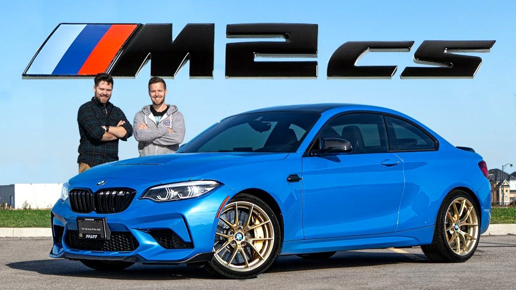2021 BMW m2 competition Overview