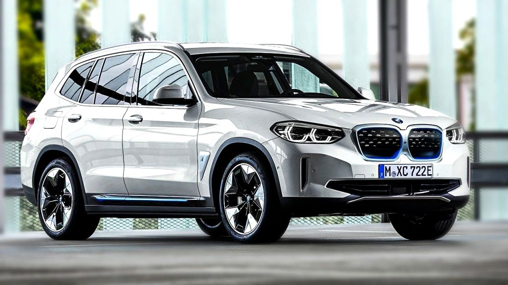 2021 BMW electric SUV Price and Review