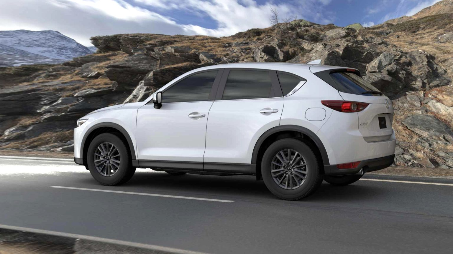 2021 white mazda cx 5 Review and Release date