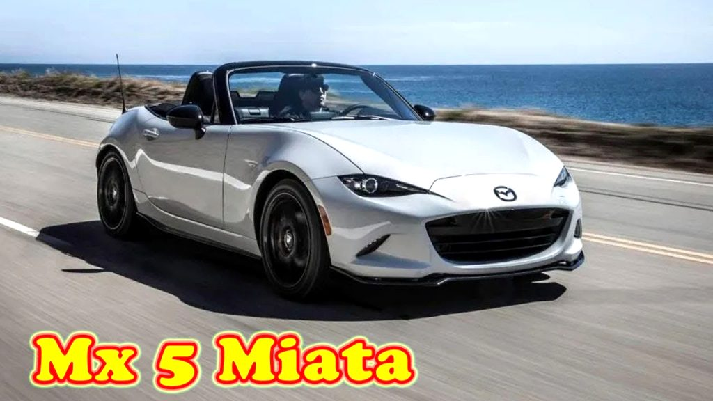 2021 mazda miata zero to 60 Concept and Review