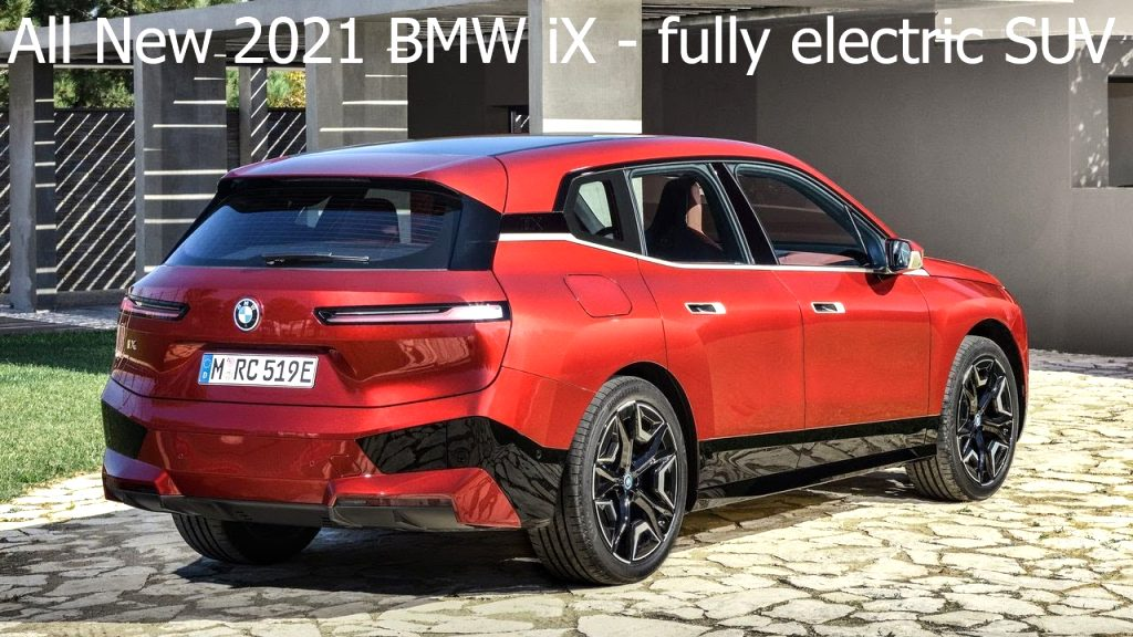 2021 BMW electric SUV Rumors