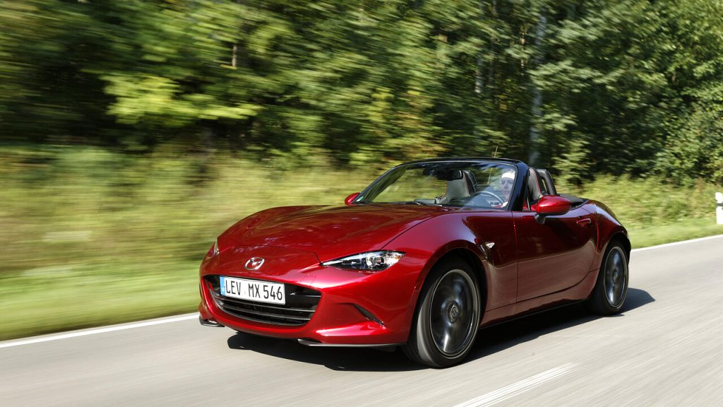 2021 mazda miata zero to 60 Picture
