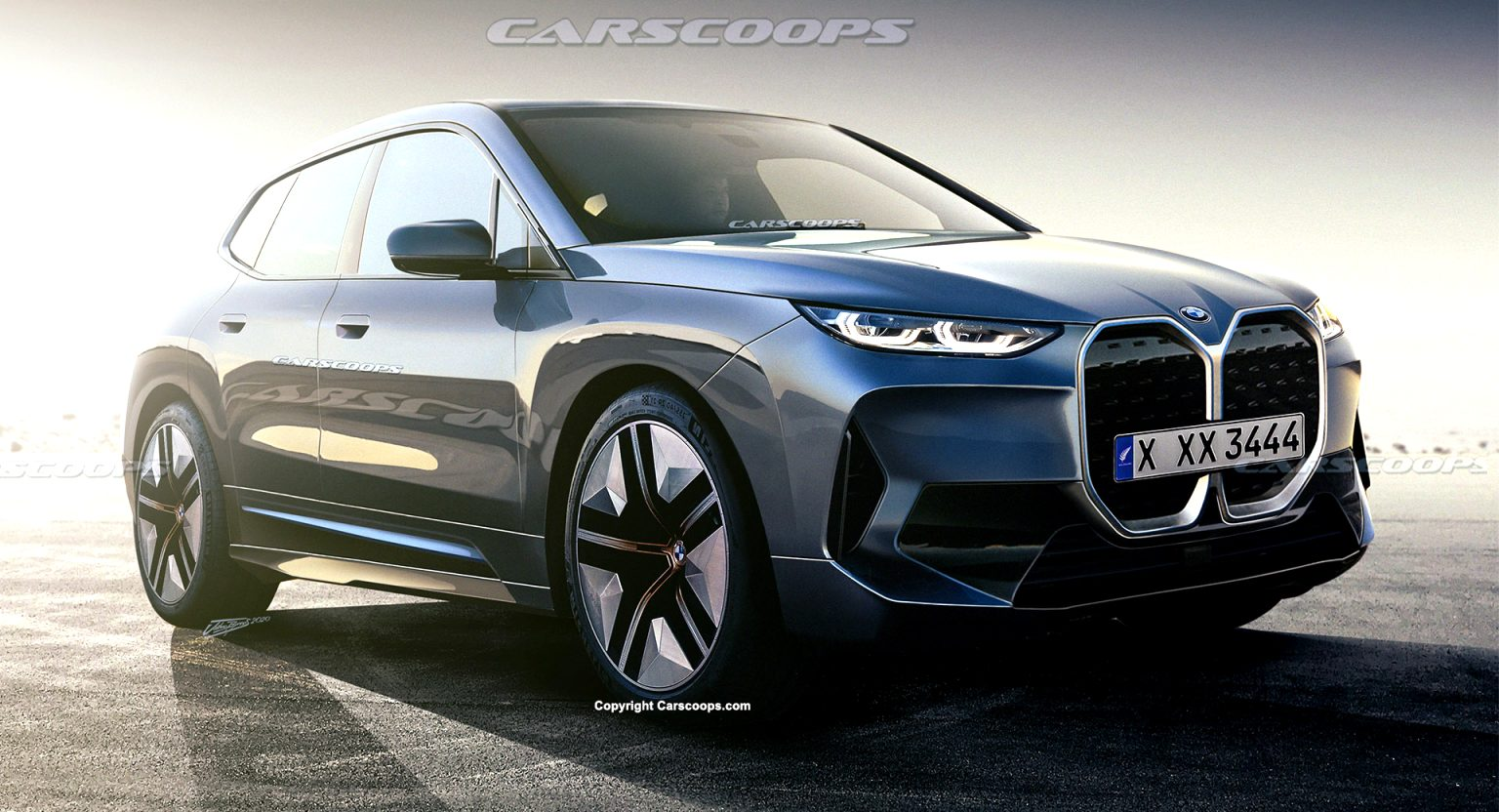 2021 BMW electric SUV Release