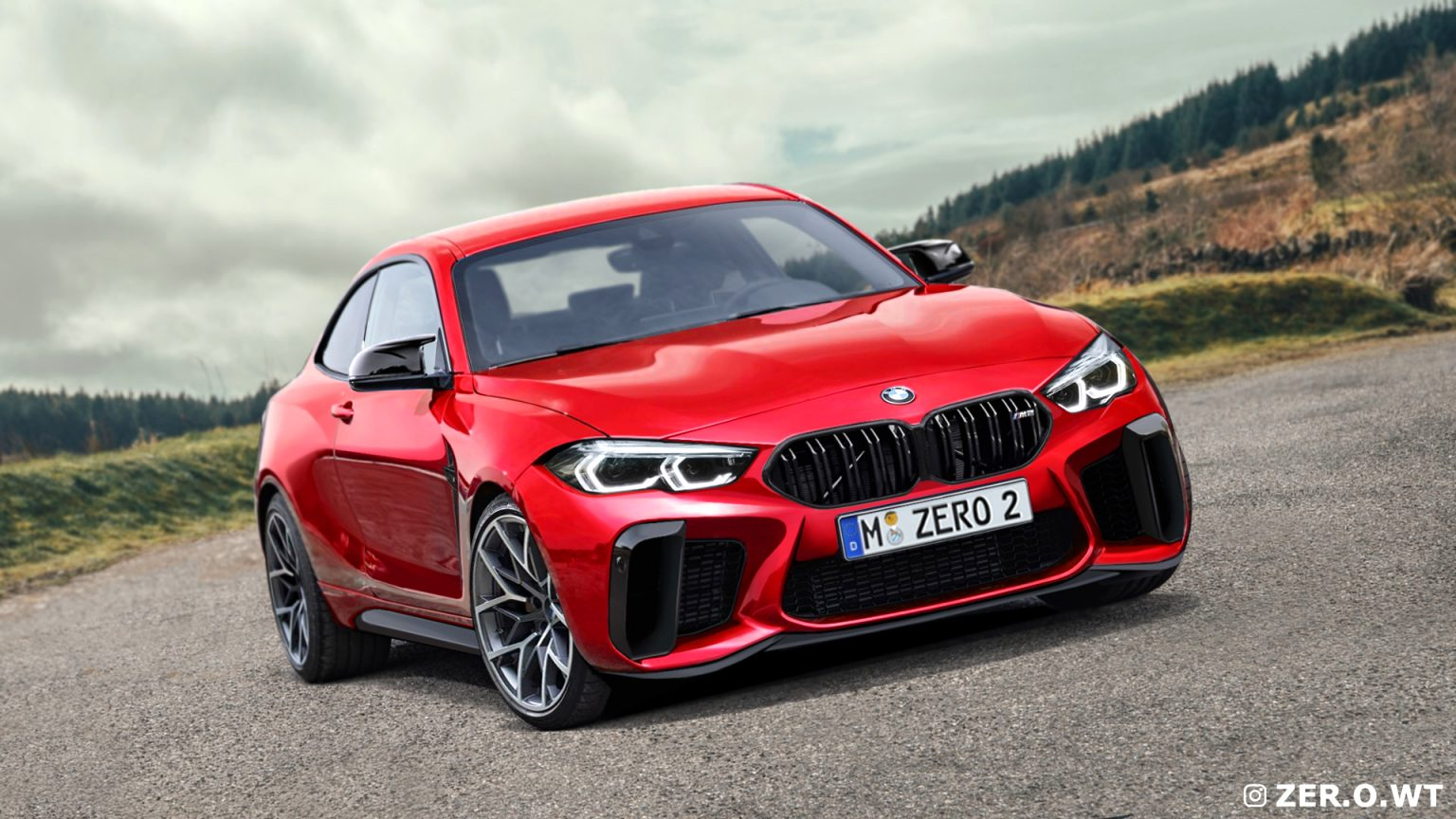 2021 BMW m2 competition Speed Test