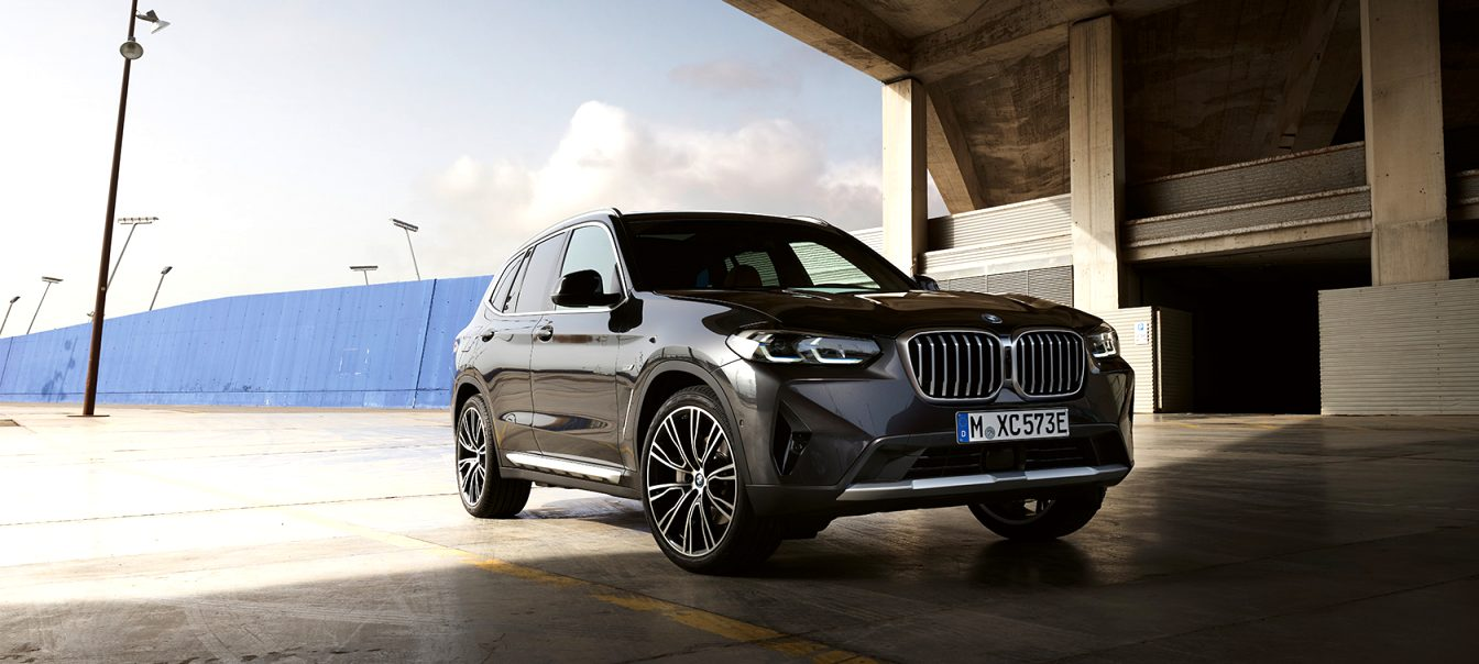 BMW crossover 2021 Picture