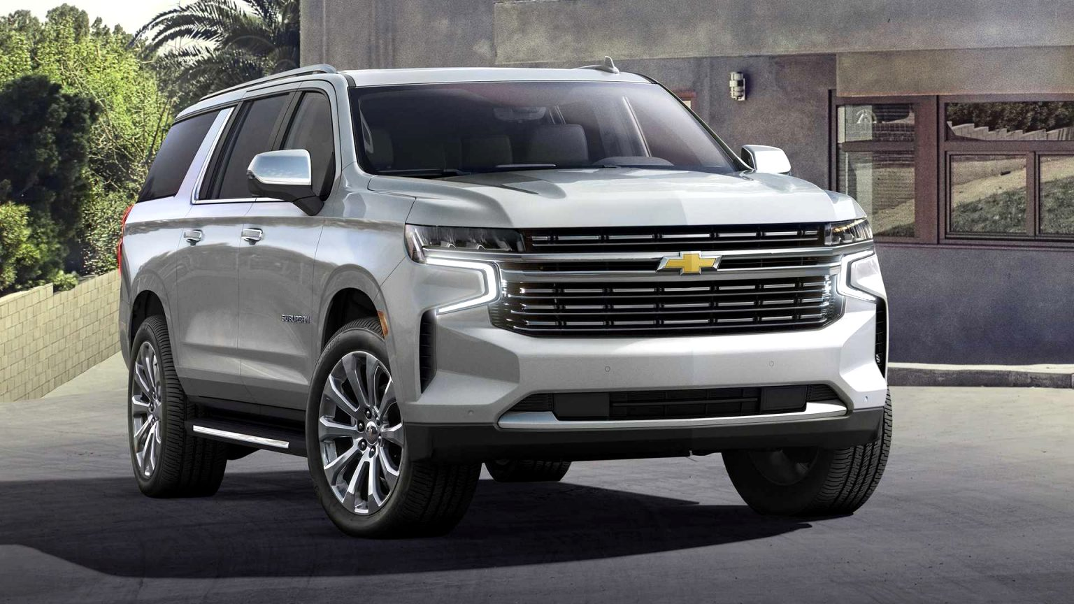 2021 chevrolet full size SUV Price and Release date